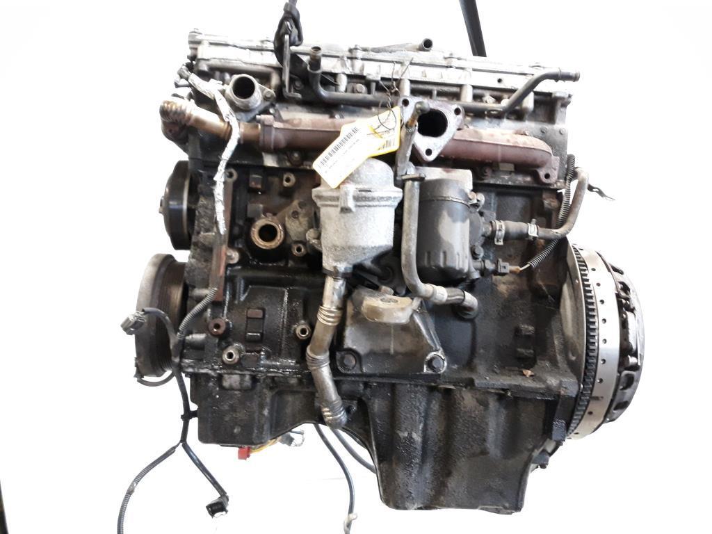 Land Rover Discovery 2 15P Motor Engine 2.5TD 102kw für Schaltgetriebe Facelift ab 2003