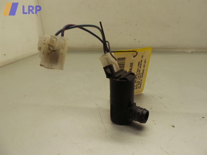 Mazda MX-5 NB BJ2000 Pumpe Waschanlage 1 Ausgang  8603101260 ASMO