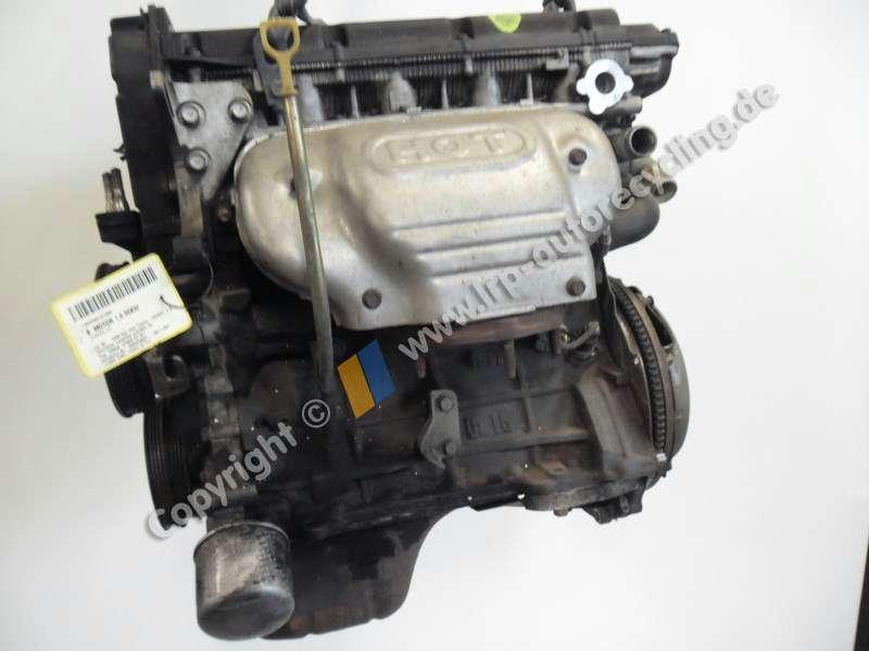 Motor 1,6 66kw G4GR Hyundai Lantra (J2/Rd) BJ: 1996