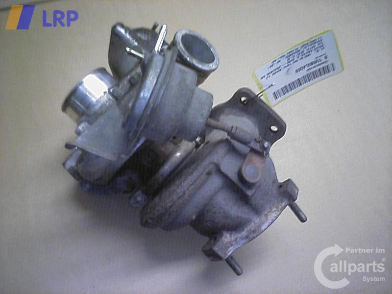 TURBOLADER; Turbolader Austausch; S40/V40 (V, 02/96-); TYP V,  02/96-02/04; 8602931;