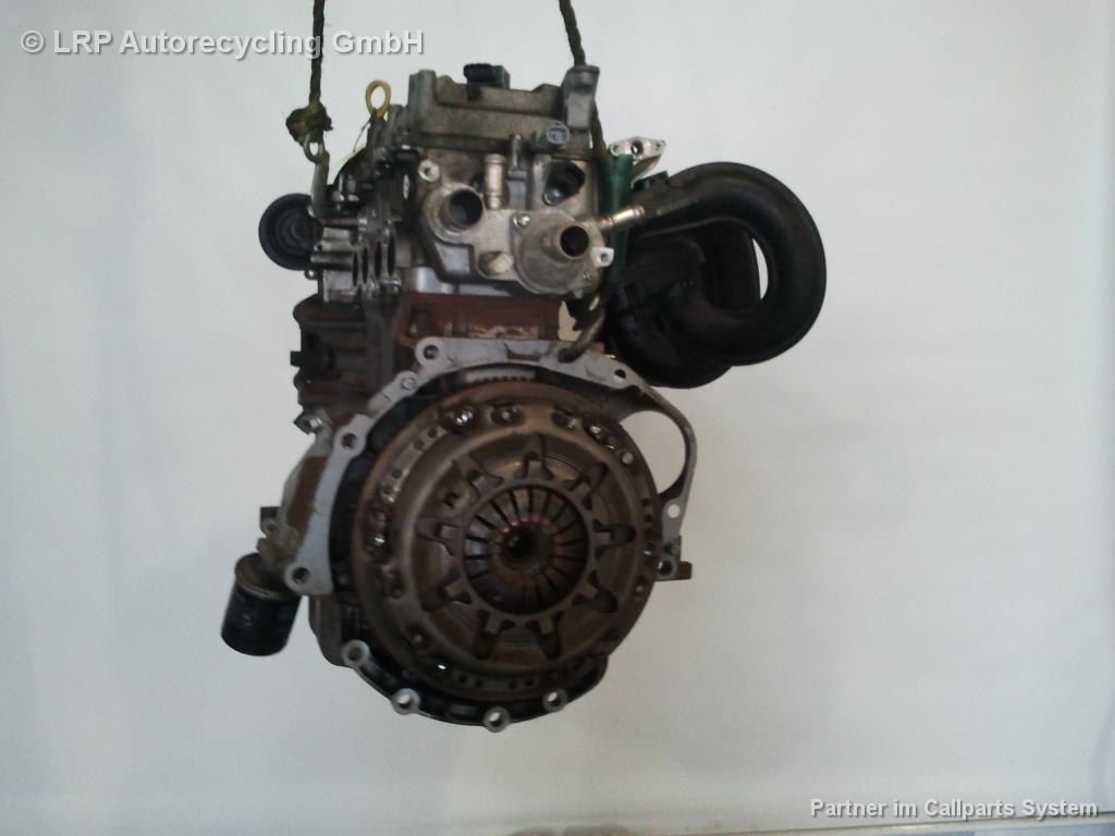 Toyota Yaris 2 2SZ Motor Engine 1.3 64kw BJ2006 121247km