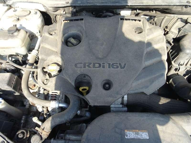 Hyundai I30 Kombi 2,0TD 103KW Bj.2009 original Motor Motorcode D4EA