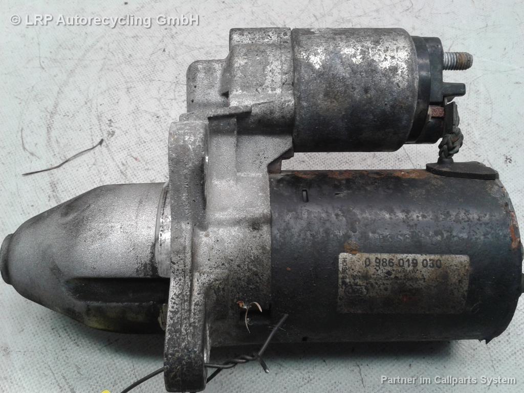 Rover 25 RF Bj.2001 Anlasser Starter 1.6 80kw Bosch 0986019030