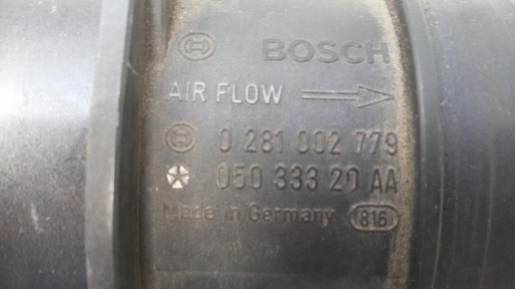 Luftmengenmesser 05033320AA Dodge Journey (Jc)(2009-) BJ: 2008 Bild 3
