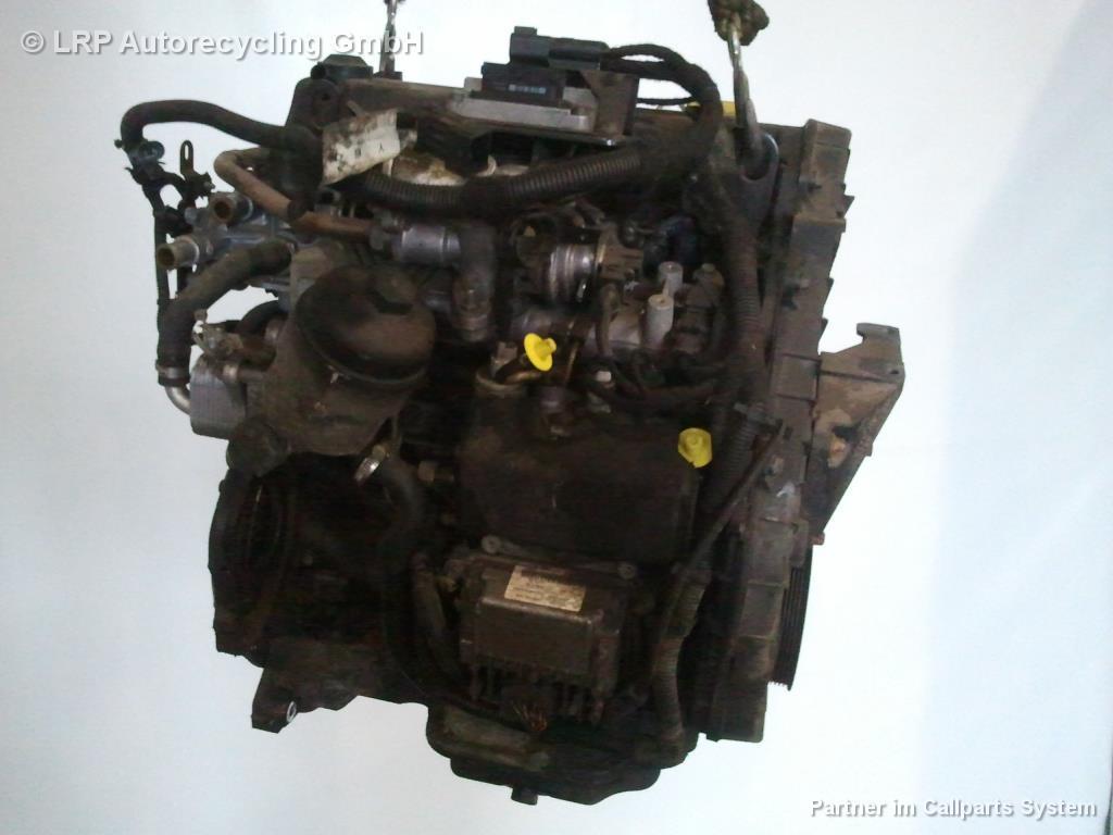 Motor 1.7td 48kw 5600006 Y17DTL Opel Corsa C Combo BJ: 2004