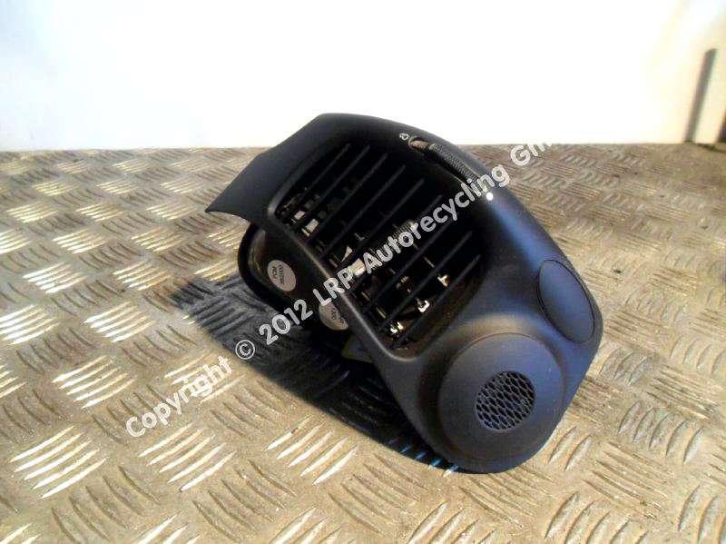 Porsche Boxster S Luftduese Armaturenbrett Entfrosterdüse auß.re., 99655298500VRK