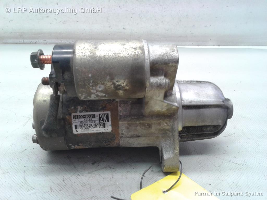 Suzuki Jimny Bj.2005 original Anlasser Starter 31100-80G10 2K 1.3 60kw *M13A*