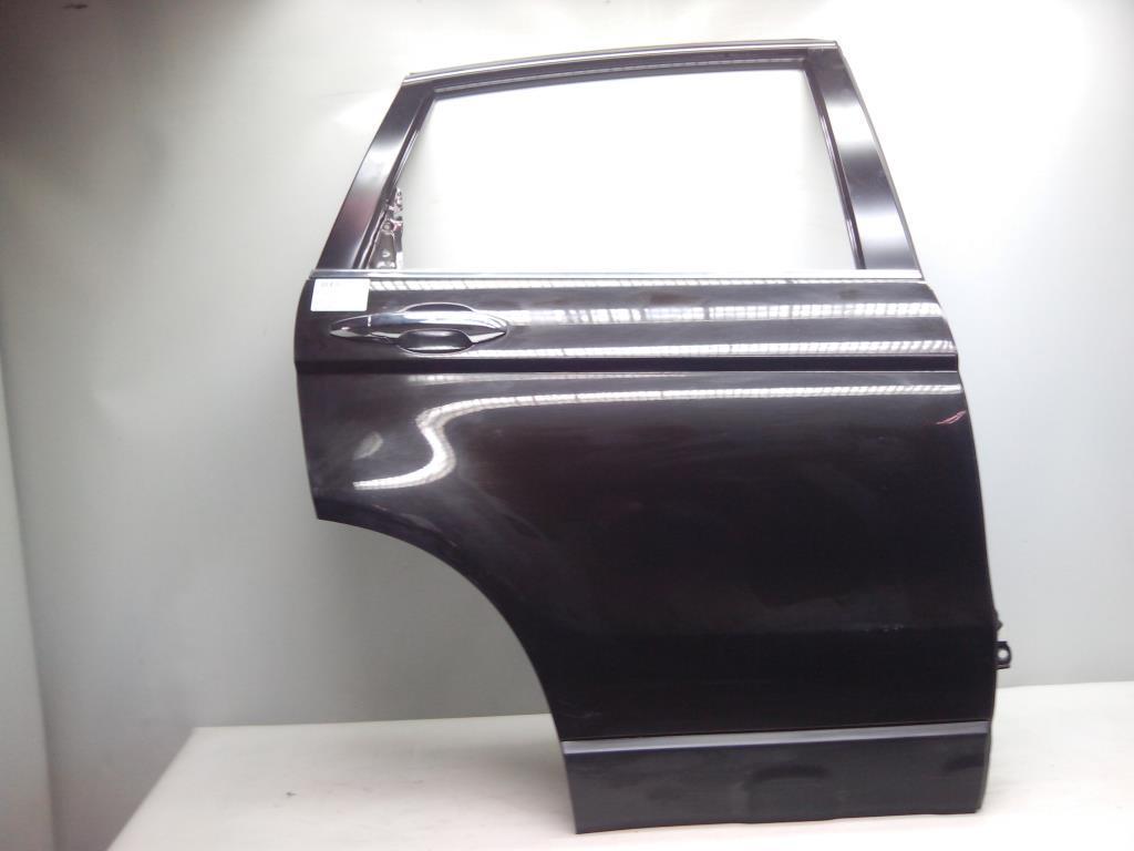 Honda CR-V Typ RE BJ2009 Tür hinten rechts schwarz