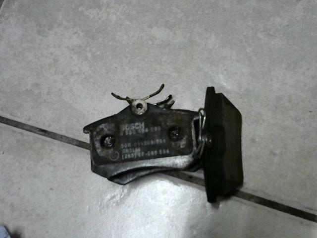 Bremsklotzsatz Hinterachse VW Sharan
