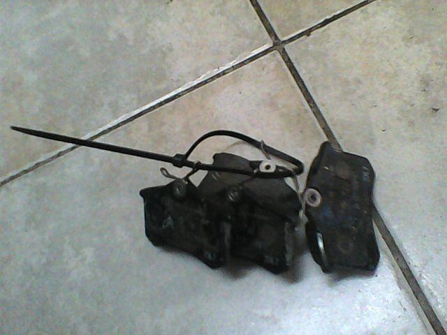 Bremsklotzsatz Hinterachse Peugeot 307