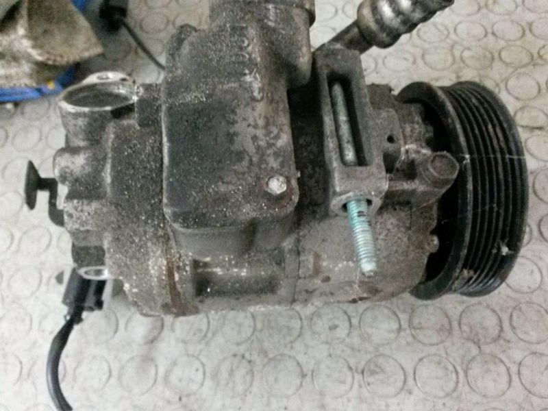 Klimakompressor SKODA FABIA COMBI (6Y5) 1.4 TDI 55 KW 89026 Bild 2