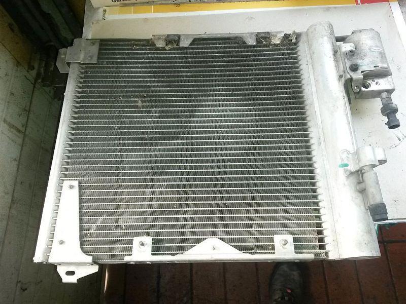 Klimakondensator  OPEL ASTRA G CC (F48_, F08_) 1.7 DTI 16V 55 KW 24465322SU