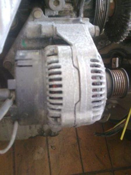 Lichtmaschine 90 Ampere MERCEDES E-KLASSE W210 E 200 ELEGANCE 100 KW 0091540202