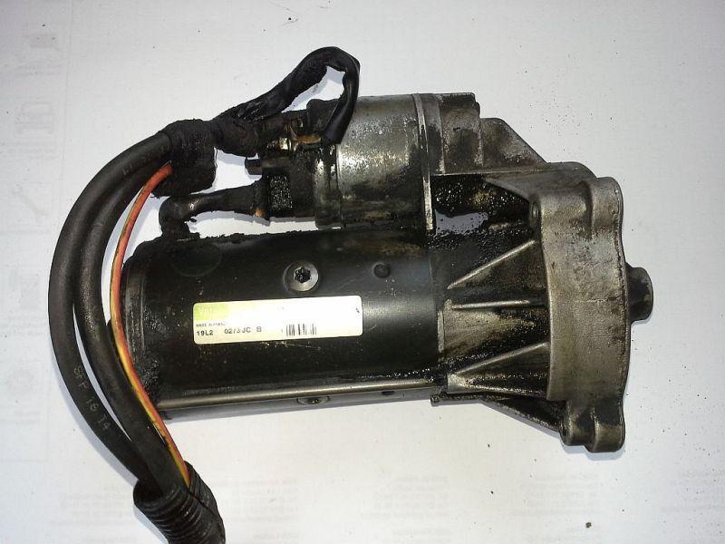 Anlasser Starter CITROEN C8 (EA_, EB_) 2.0 HDI 79 KW D7R27