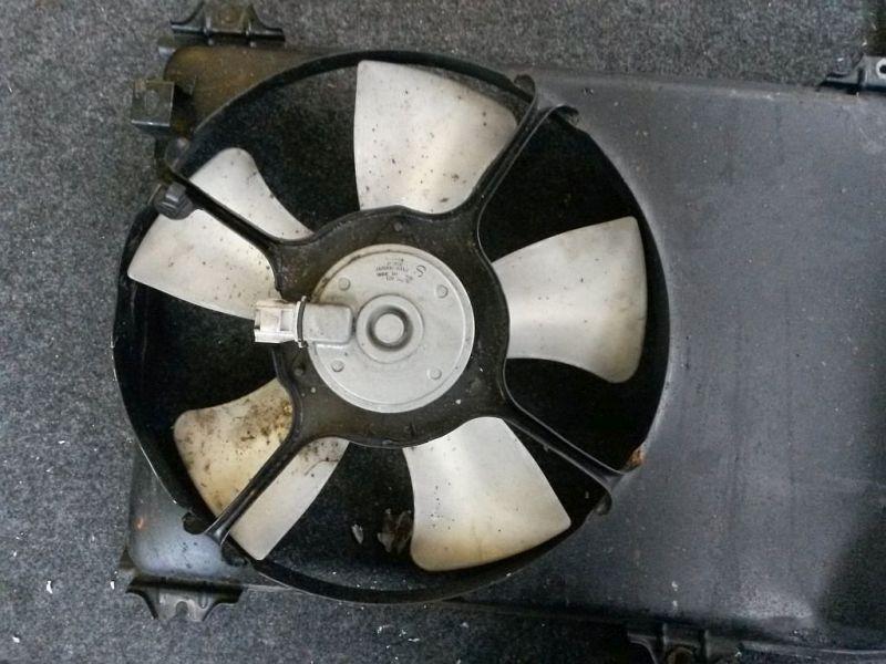 Elektrolüfter Elektromotor Kühlerlüfter SUZUKI SWIFT III MZ 1.3 68 KW 1680008310