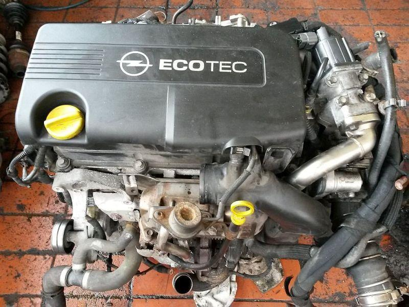 Motor ohne Anbauteile  OPEL ZAFIRA B (A05) 1.7 CDTI 81 KW