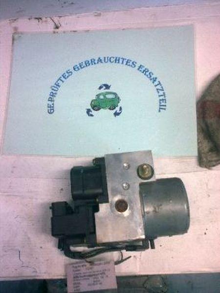 Bremsaggregat ABS geprüftes Ersatzteil CITROEN XSARA (N1) 1.9 D 51 KW 9625242380