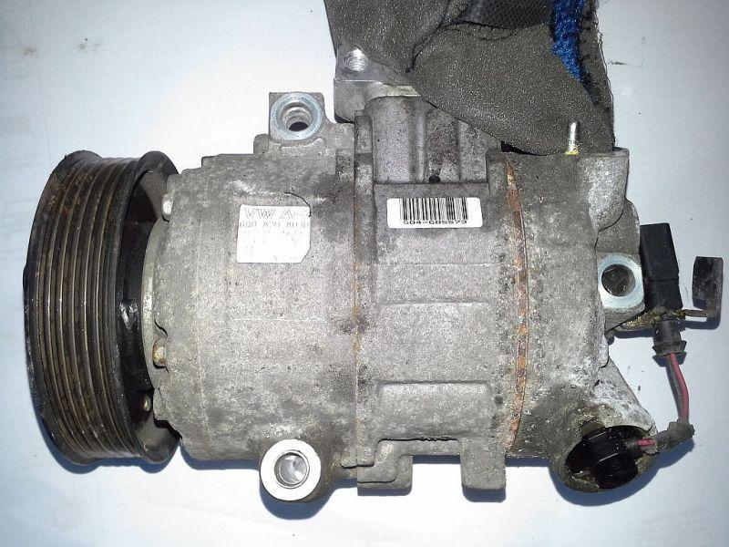 Klimakompressor  SEAT IBIZA IV (6L1) 1.4 TDI FRESH 55 KW 6Q0820803D