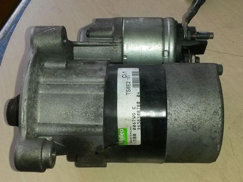 Anlasser Starter CITROEN C4 I (LC_) 1.4 16V NINETY 65 KW 9658308780