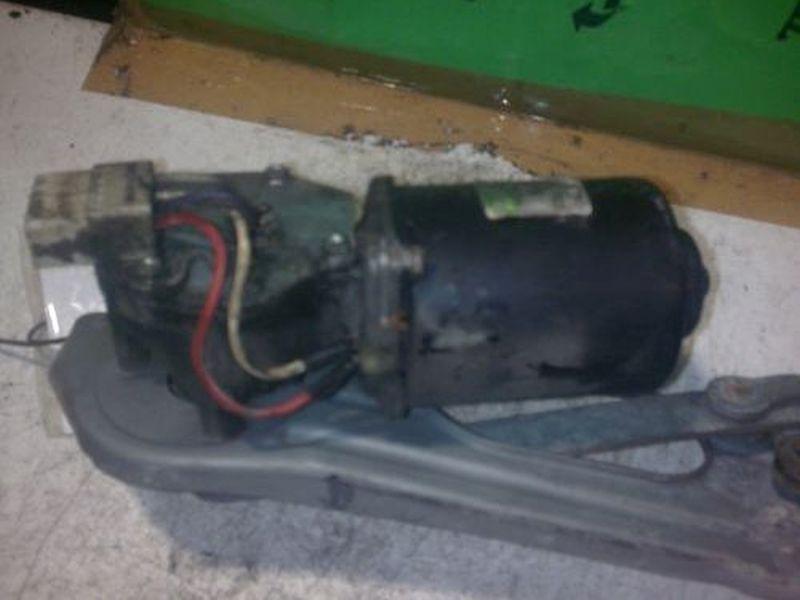 Wischermotor vorne Wischermotor V CITROEN AX (ZA-_) 11 44 KW 53540302
