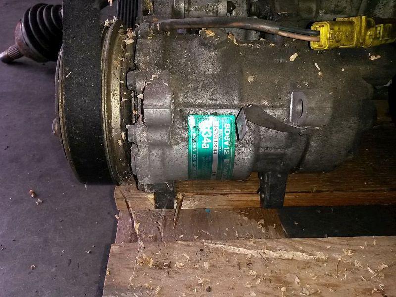 Klimakompressor  PEUGEOT 307 (3A/C) 2.0 HDI 110 79 KW 1972112244