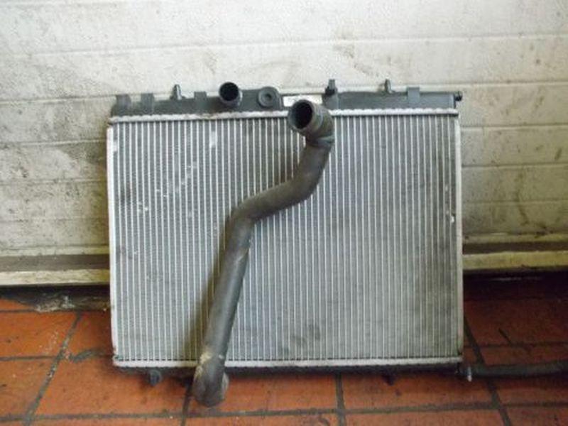 Kühler Wasserkühler PEUGEOT 307 (3A/C) 2.0 HDI 90 66 KW Bild 1