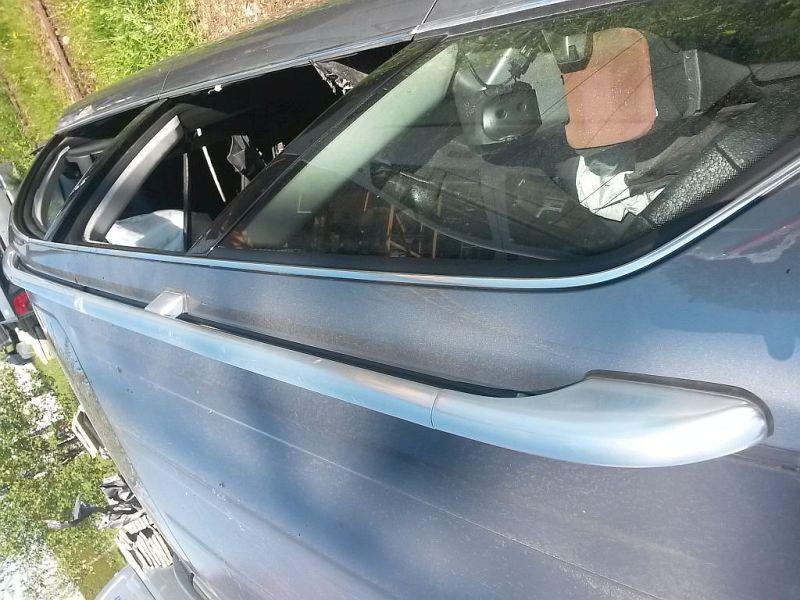 Dachreling Dachreling verchromt AUDI A6 4B3 2.5 TDI V6 ALLROAD 132 KW