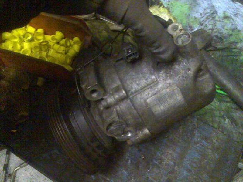 Klimakompressor  NISSAN PRIMERA (P11) 1.6 16V 73 KW