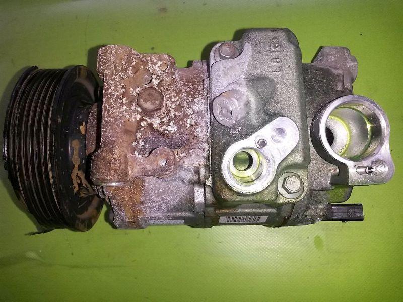 Klimakompressor Riemenrad defekt SEAT ALTEA (5P1) 1.4 16V MPI 63 KW 1K0820859J