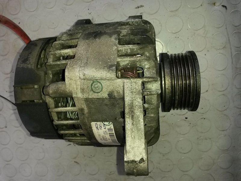 Lichtmaschine mit Rollenfreilauf ALFA ROMEO 147 (937_) 1.9 JTDM 8V 88 KW 46782213