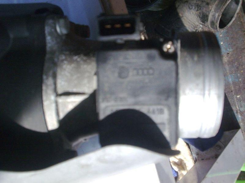 Luftmassenmesser geprüftes Ersatzteil AUDI A4 (8D2, B5) 1.6 74 KW 037906461B