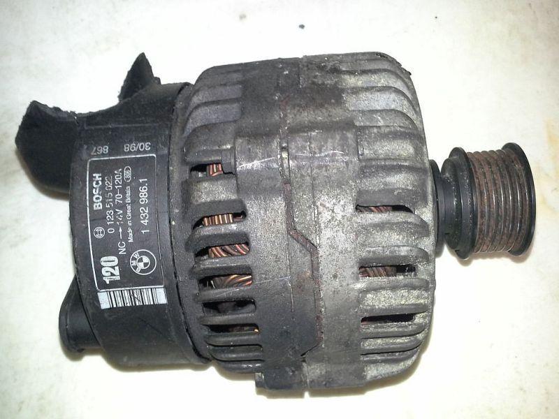 Lichtmaschine  BMW 5 (E39) 528I 142 KW 0123515022