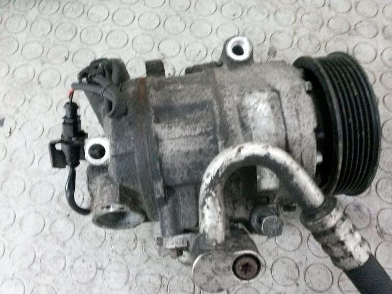 Klimakompressor SKODA FABIA COMBI (6Y5) 1.4 TDI 55 KW 89026 Bild 1