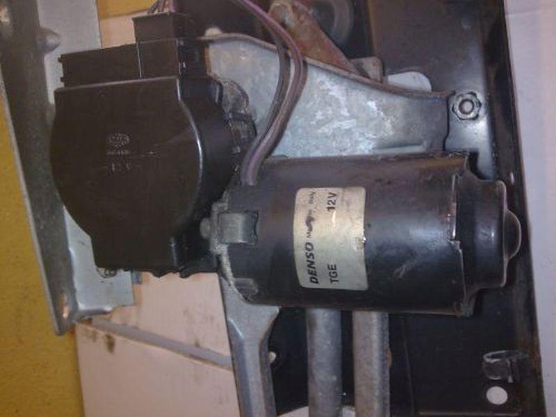 Wischermotor vorne geprüftes Ersatzteil FIAT DUCATO KASTEN (230L) 1.9 D 50 KW