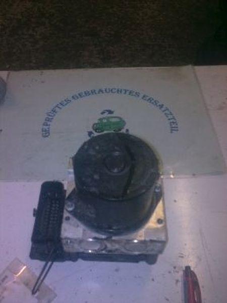 Bremsaggregat ABS geprüfter Ersatzteil SKODA FABIA COMBI (6Y5) 1.4 TDI 55 KW 6Q0614417M
