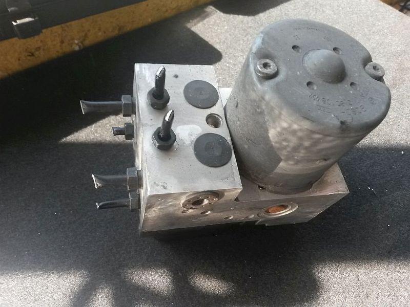 Bremsaggregat ABS ABS ESP Bremsaggregat AUDI A6 4B3 2.5 TDI V6 ALLROAD 132 KW 0265202401