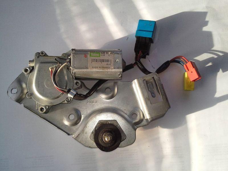 Wischermotor hinten  CITROEN XANTIA (X2) 1.8I 16V 81 KW 53202402