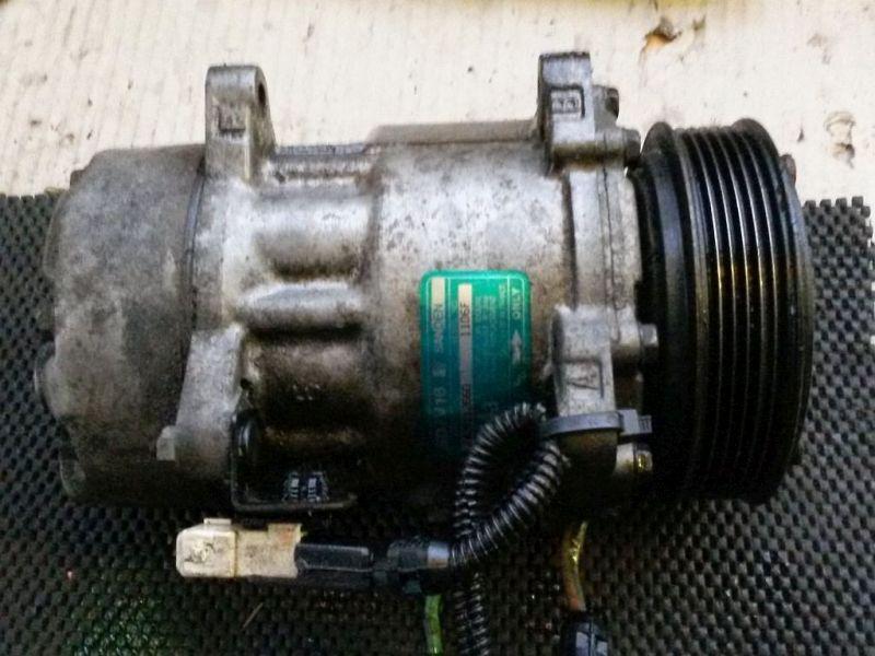 Klimakompressor  PEUGEOT 406 COUPE (8C) 2.0 16V 97 KW 2428112660
