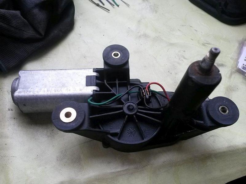 Wischermotor hinten  ALFA ROMEO 147 (937) 1.6 16V T.SPARK 88 KW 66350002C133