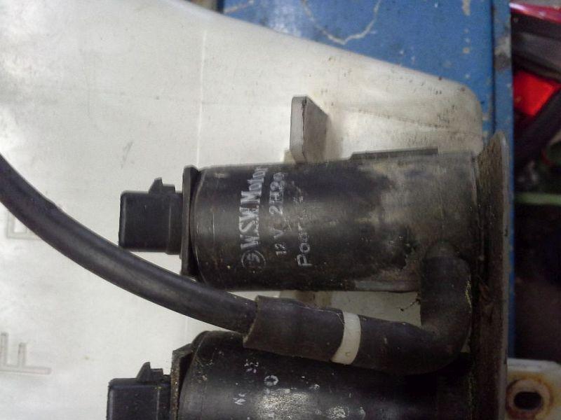 Scheibenwaschanlagenpumpe vorne  DAEWOO KALOS (KLAS) 1.4 61 KW