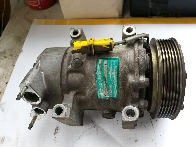 Klimakompressor  PEUGEOT 206 SCHRÄGHECK (2A/C) 1.4I 55 KW SD6V12