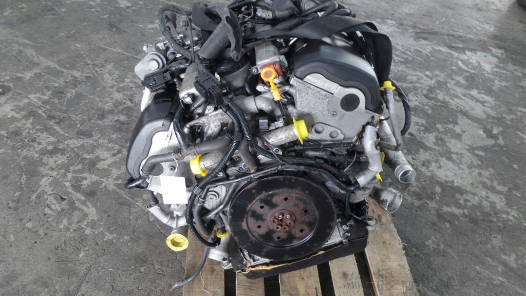 VW Touareg 7L;Motor;Engine;ab 12/06-;BLE