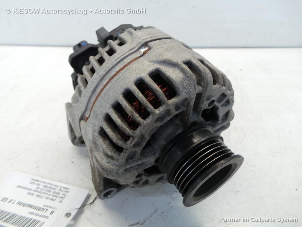 Opel Astra H;Lichtmaschine;Generator;ab 03/04-;13229985;0124425050