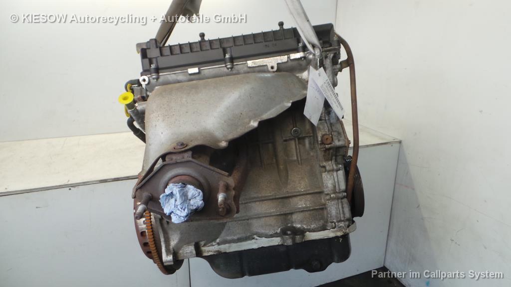 Smart Forfour 454;Motor;Engine;ab 04/04-;135930