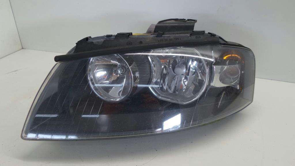 Audi A3 8P Scheinwerfer links ab 05/03 0301206201 AL