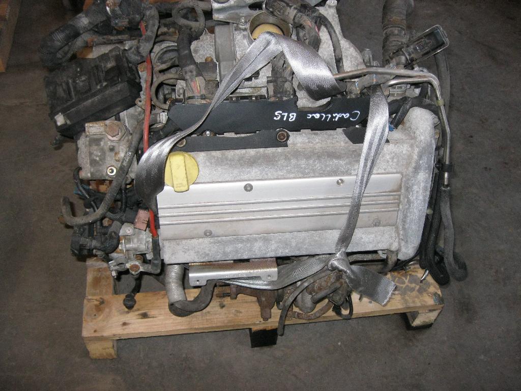 Motor Cadillac BLS 2.0 T Aut. Wagon Sport