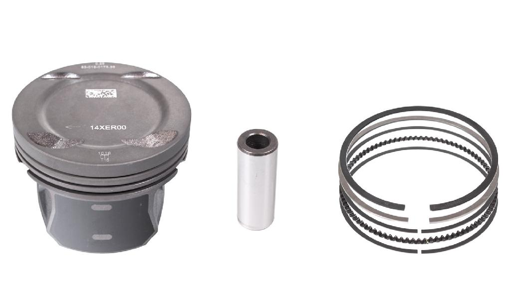 1x Kolben + 0,25mm Übermaß Opel Adam M13 1,4 A14 A14XEL 55571102 NEU