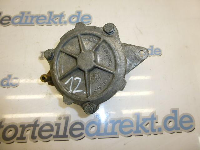 Unterdruckpumpe Rover MG ZT-T ZT 75 RJ 2,0 Diesel M47R CDTi 204D2 96 KW 2248170