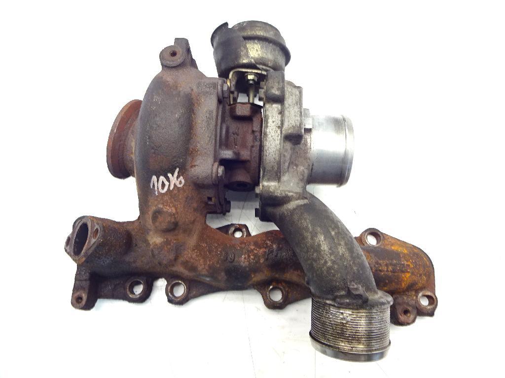 Turbo Schlauch Rohr Druckschlauch Ladeluftkühler Turbolader SAAB 9-3 2.2 TiD Neu