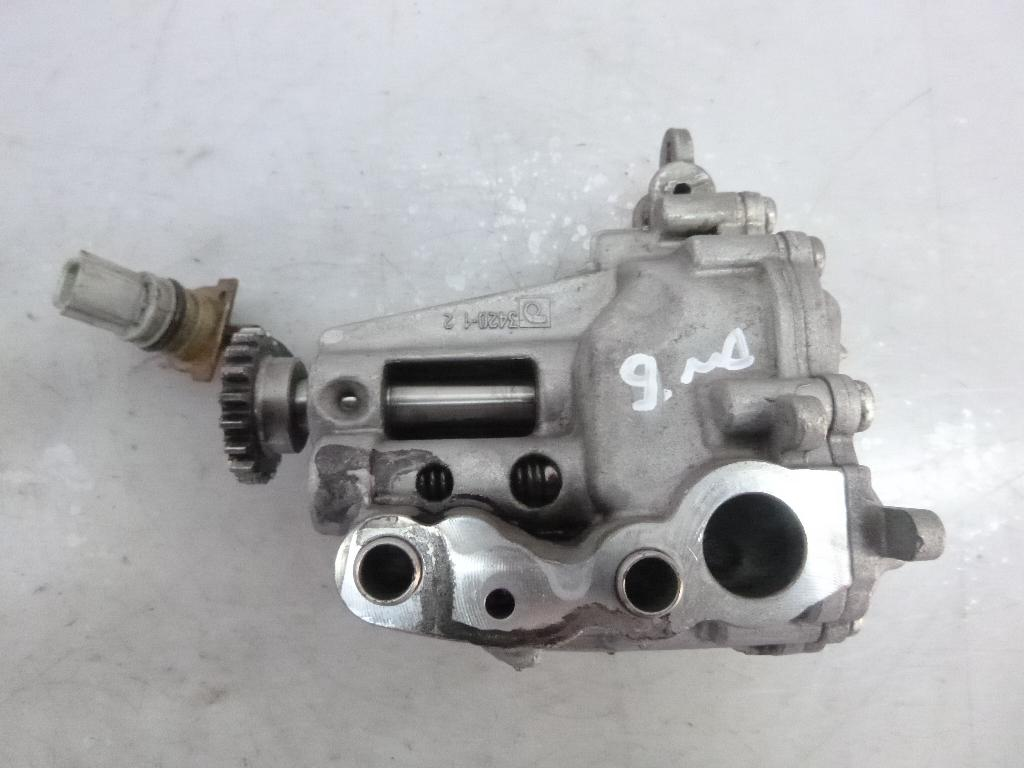 Ölpumpe Dacia Lodgy Dokker 1,2 TCe H5F402 DE293341